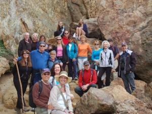 2013 Malibu Hike