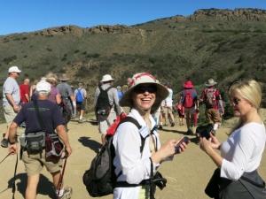 2016 Paradise Falls Hike